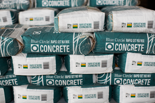 CONCRETE RAPID SET