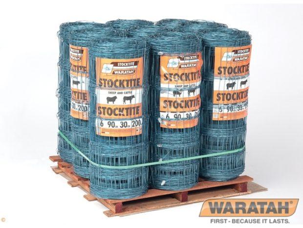 STOCKTITE LONGLIFE WARATAH 100M ROLL