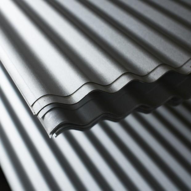 zinc corrugated iron