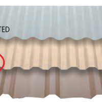 POLYCARB GRECA COLOUR ROOFING