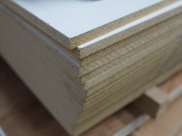 White Laminated Particle Board ~ Melamine white particle board supplies melbourne