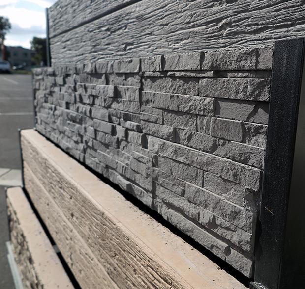 Concrete Sleeper Stackstone Supplies Melbourne Robot